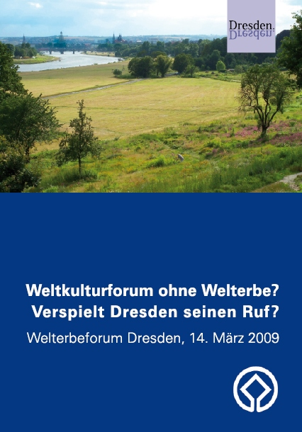 Cover Weltkulturforum